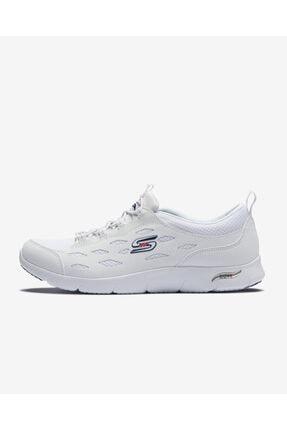 SKECHERS Kadın Beyaz Günlük Ayakkabı