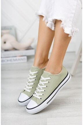 Diardi Kadın Yeşil Chuck Star Ayakkabı