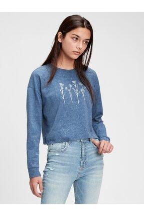 GAP Teen Organik Grafik T-shirt