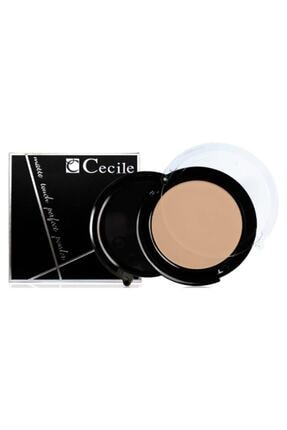 Cecile Matte Touch Perfect Powder Pudra 504 Soft Sand