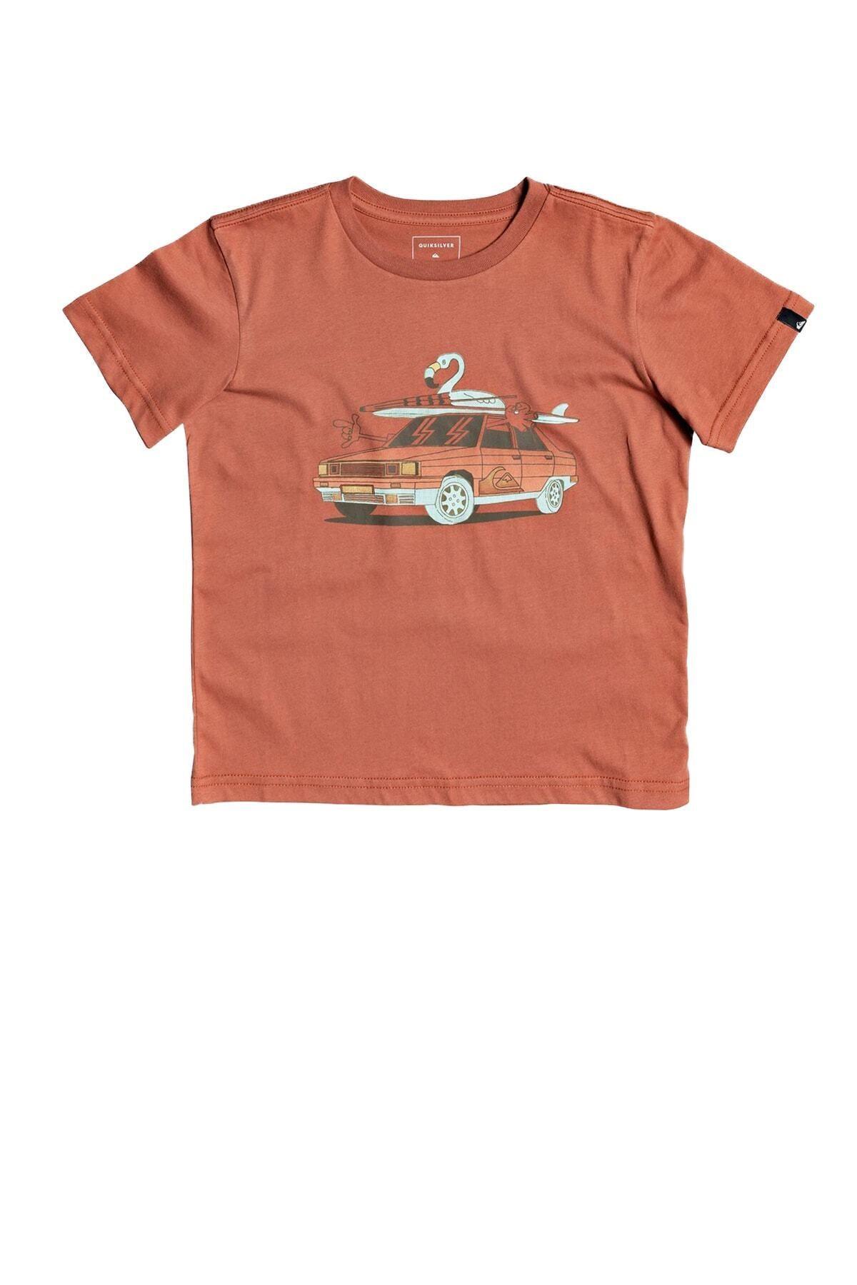 Quiksilver Unisex Çocuk Rdigtaltimss Çocuk T-Shirt Eqkzt03374-mnl0 1