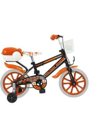 Golden Whell Model Turuncu Çocuk 15 Jant Lüx Bisiklet 2021