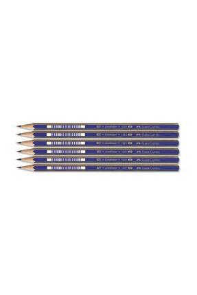 Faber Castell 1221 Dereceli Resim Kalemi 2b 6 Lı Paket