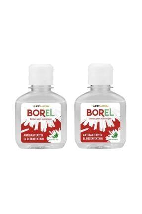 Borel Antibakteriyel El Dezenfektanı Solüsyon 2 Adet X 100 ml