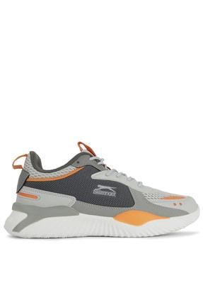 Slazenger Toxıc Sneaker Erkek Ayakkabı Gri Sa11re257