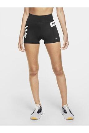 Nike Kadın Siyah Şort