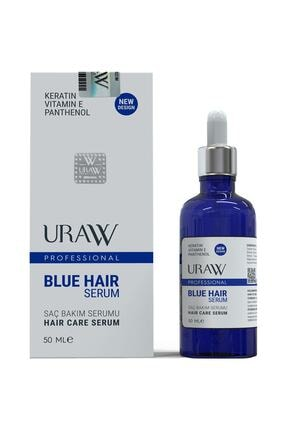 Uraw Blue Hair Saç Serumu 50 ml