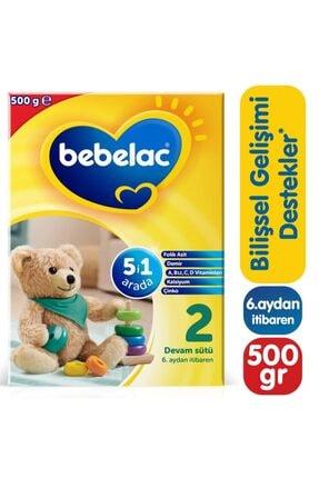 Bebelac Bebek Devam Sütü No2 500 gr