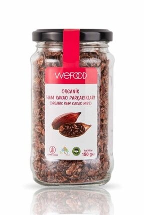 Wefood Ham Kakao Parçacıkları 150gr