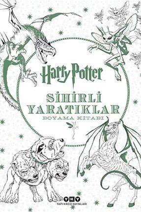 Yapı Kredi Yayınları Harry Potter Sihirli Yaratıklar Boyama Kitabı