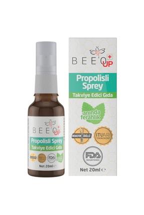 Bee`o Up Beeo Propolisli Ballı Boğaz Spreyi 20 ml