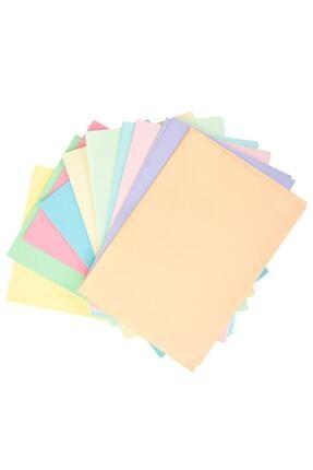 SARAY MATBAACILIK KAĞITÇILIK KIRTASİYECİLİK Jet Color Fotokopi Kağ.renkli A4 100lu(20x5 Pastel