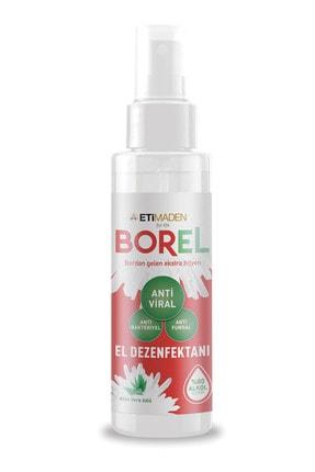 Borel Antibakteriyel El Dezenfektanı 100 ml