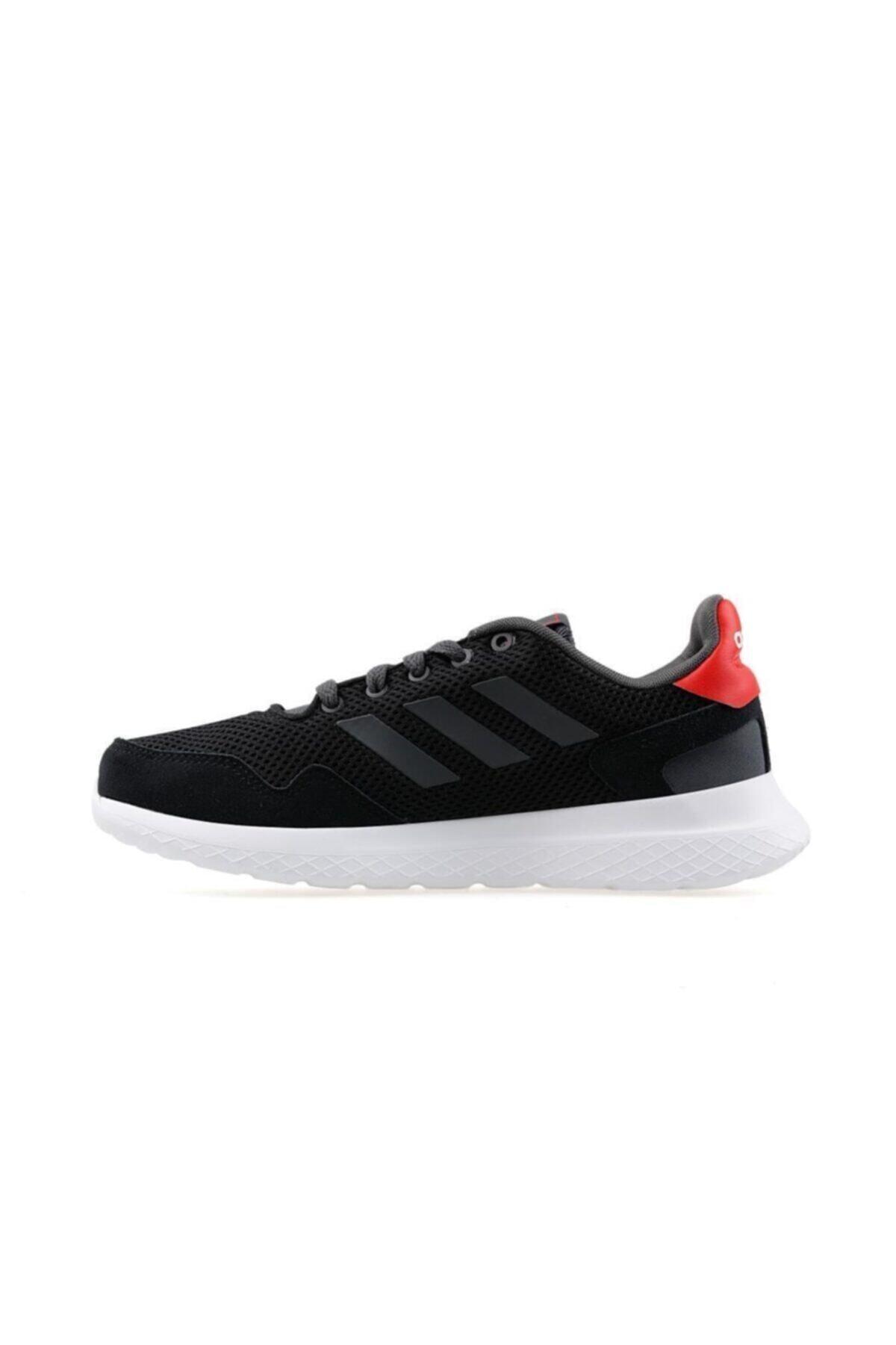 adidas ARCHIVO Siyah Erkek Koşu Ayakkabısı 100479444 2