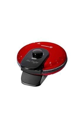 KORKMAZ Mia Kırmızı Waffle Makinesi A319-04