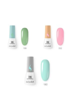 TNL Pro Mini 3,5ml Bahar Tonları Renk Seti