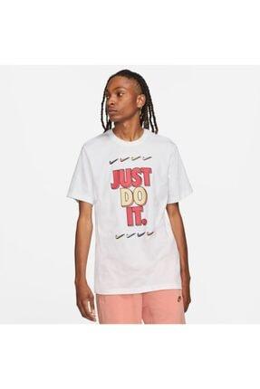 Nike Nıke M Nsw Tee Dna Jdı Erkek Tişört Dd1248-100