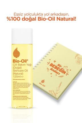 Bio-Oil Natural İle Bebeğini Beklerken Seti