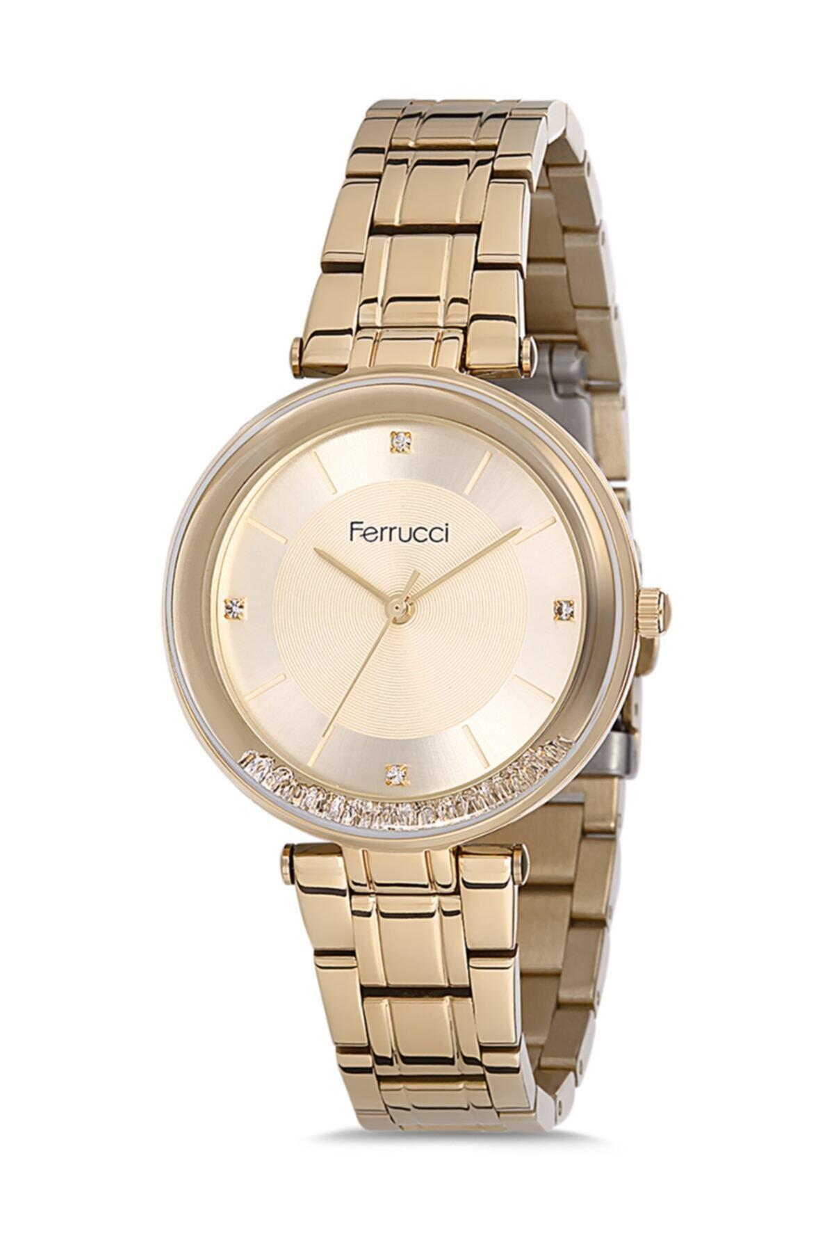 Ferrucci Fc12464h.04 Kadın Kol Saati 1