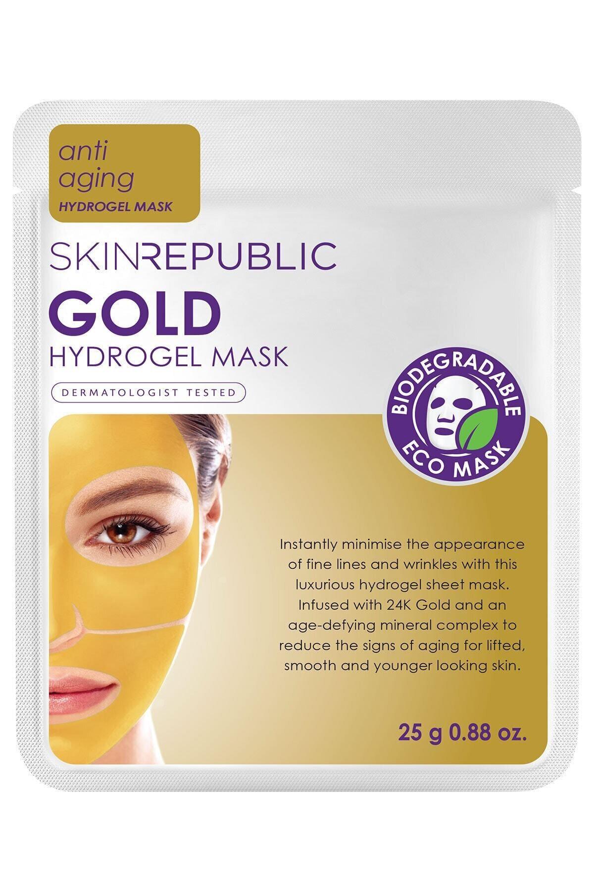 Skin Republic Gold Hydrogel Mask Sheet 25g 1