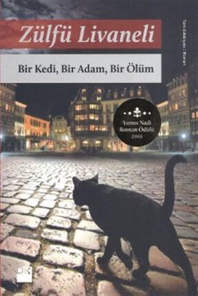 Doğan Kitap Bir Kedi Bir Adam Bir Ölüm Zülfü Livaneli