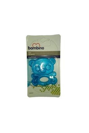 Bambino Figürlü Sulu Diş Kaşıyıcı P0658 - Mavi