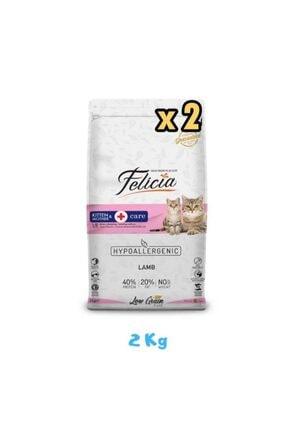 Felicia Kitten Kuzulu Yavru Kedi Maması 2 Kg (2 Adet)