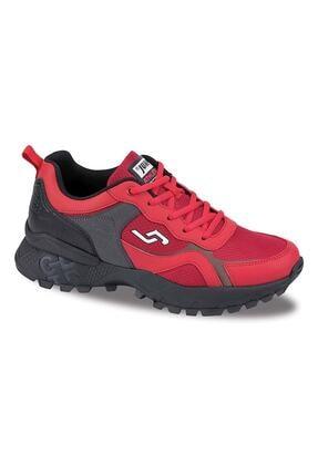 Jump 25519 Erkek Spor Ayakkabı - Kırmızı