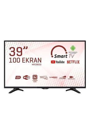 """Morio MR39650 39"""" / 99 Ekran Uydu Alıcılı HD Ready Smart LED TV"""