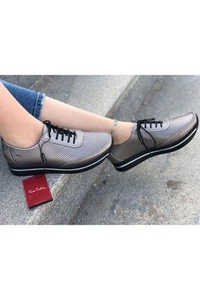 Pierre Cardin Pc-50100 Platin Kadın Ayakkabı Pc-50100-3030835