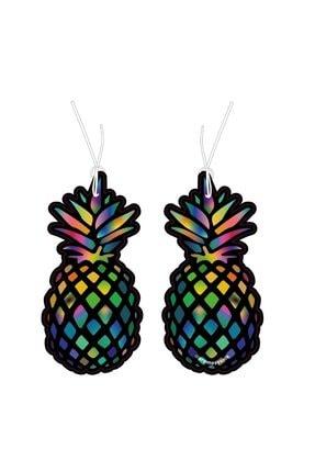 PROMOSYONİK Ananas Figürlü Oto Kokusu
