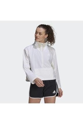 adidas Kadın Beyaz Ceket Gp6485