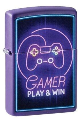 Zippo Gamer Design, Oyuncu Tasarımlı Çakmak