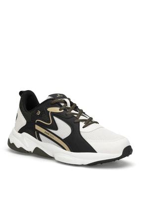 DARK SEER Beyaz Haki Erkek Sneaker