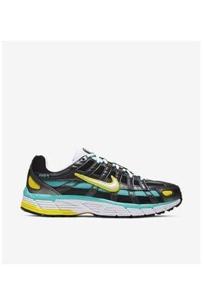 Nike Kadın Siyah Turkuaz Spor Ayakkabı Bv1021-005