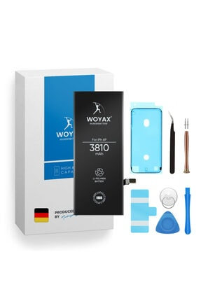 woyax Iphone 6 Plus Uyumlu Premium Batarya 3810mah