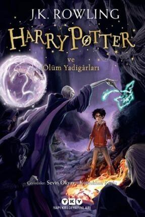 Yapı Kredi Yayınları J. K. Rowling - Harry Potter ve Ölüm Yadigarları - 7. Kitap