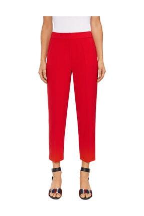 Tommy Hilfiger Kadın Kırmızı Pantolon Adora Sl Pant WW0WW24630