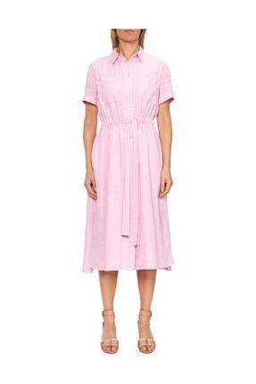 Tommy Hilfiger Kadın Mor Elbise Dakota Dress Ss WW0WW24684