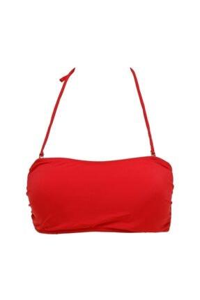 LİMON COMPANY Kadın Kırmızı Bikini Üstü