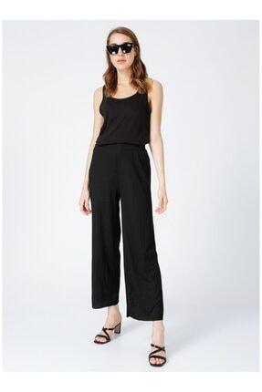 LİMON COMPANY Kadın Siyah Pantolon
