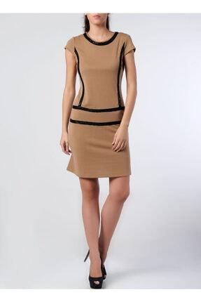 LİMON COMPANY Kadın Camel Elbise