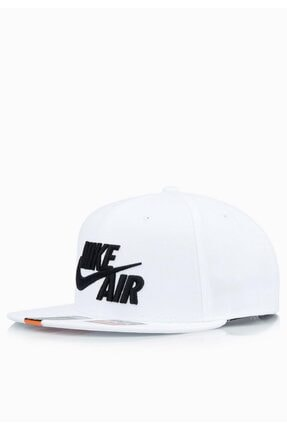 Nike Air True Cap Beyaz Şapka 1 Size