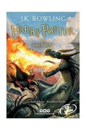 Yapı Kredi Yayınları Harry Potter Ve Ateş Kadehi 4. Kitap J. K. Rowling
