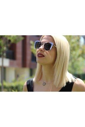 Swarovski Kadın Kare Güneş Gözlüğü SWR 0198 16A
