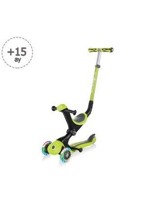Globber Scooter/go Up Deluxe Işıklı Teker/yeşil