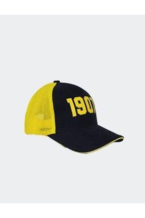 Fenerium Fenerbahçe Çocuk Sarı Lacivert 1907 Şapka