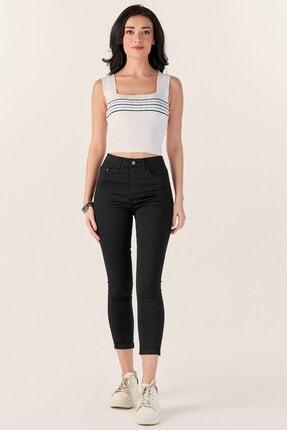 Fulla Moda Duble Paça Pantolon