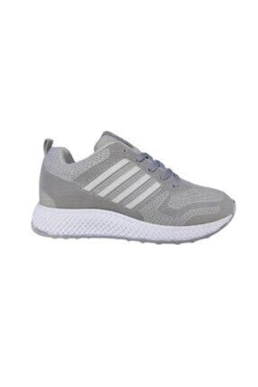 DUNLOP Unisex Açık Gri Sneaker