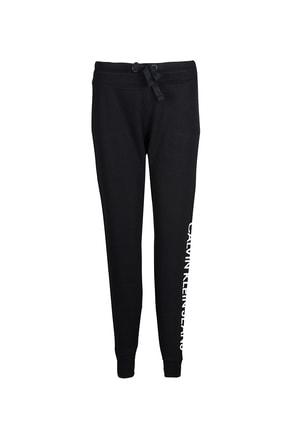 Calvin Klein Kadın Siyah Eşofman Altı Cj1p3069-blk